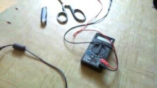 Зарядка автомобильного аккумулятора зарядкой от ноутбука(пишите в личку или оставляйте комментарии под видео http://vk.com/id601507., 2014-08-17T07:10:06.000Z)