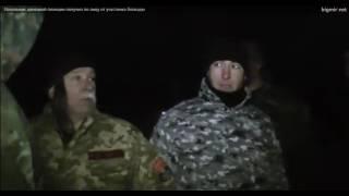 Казак-патриот ударил по лицу начальника Донецкой полиции Аброськина