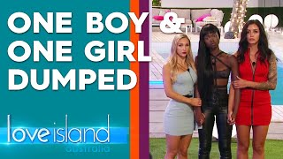 One boy and one girl is Dumped from the Villa | Love Island Australia 2019
