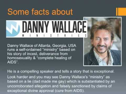 Danny Wallace Ministries  some facts