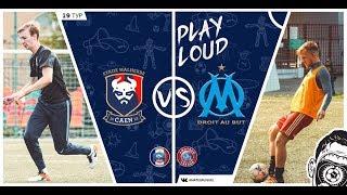 Amateur France League | Кан - Марсель. Обзор Матча. 19 ТУР!