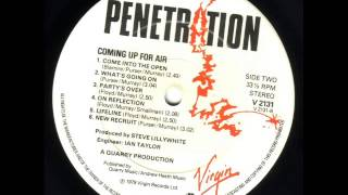 Penetration - Coming Up For Air (1979) full album