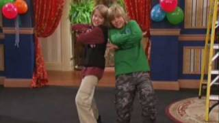 Zack and Cody singing Happy Birthday Mom RAP