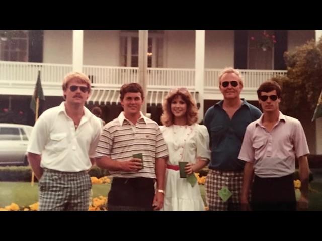 The Golden Ticket: 50 Years in Augusta