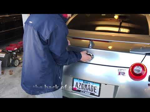 How to Debadge car emblem (DIY)