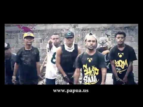 Musik Papua X Timika Hip Hop X  Real Gangsta Feat T Six