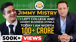 This Self Made Millionaire's Story Will FIRE YOU UP 🔥 -  The Ranveer Show - Jimmy Mistry