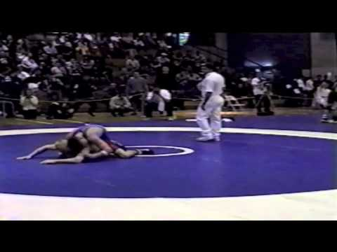 2000 Junior National Championships: 60  kg Unknown vs. Alex Jeffery