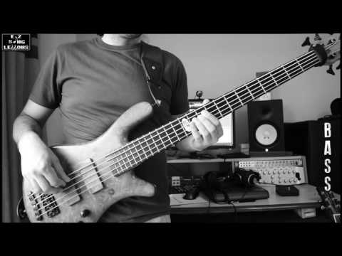 Lovesong - The Cure [BASS Cover/Lesson with TAB/Score]