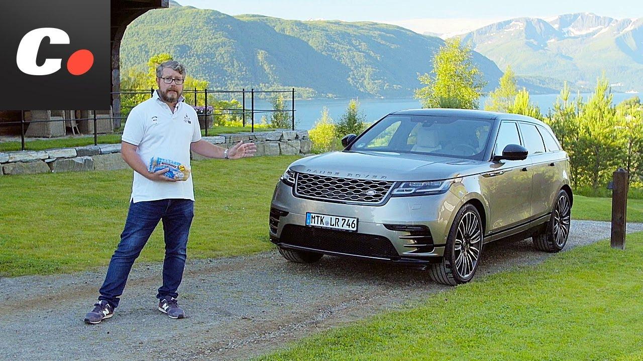 range rover velar suv   primera prueba / test / review en español