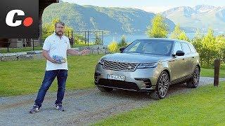 Range Rover Velar SUV | Primera prueba / Test / Review en español | Contacto | coches.net