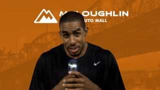 Blooper Reel with Portland Basketball Players LaMarcus Aldridge, Robin Lopez | McLoughlin Auto Mall