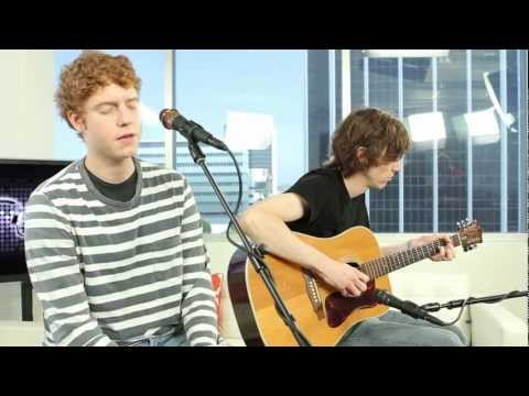 """Live On Sunset - Chester French """"Interesting Times"""" Acoustic Performance"""