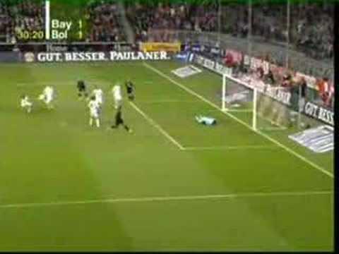 Bayern Munich vs Bolton Wanderers