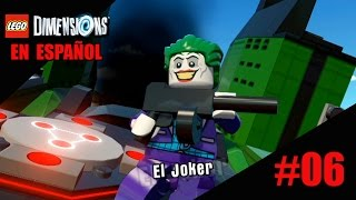 LEGO DIMENSIONS #06: Combate contra el Joker (Los Simpsons) - (gameplay español)