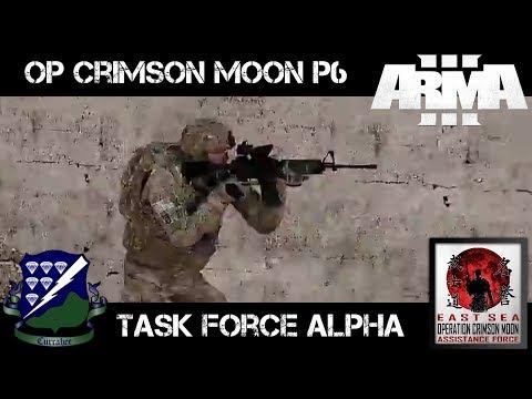 Operation Crimson Moon Phase 6 - Task Force Alpha