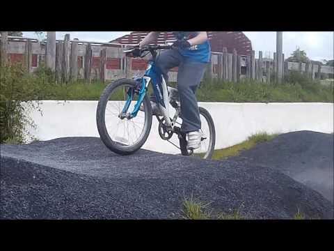 Machynlleth pump track