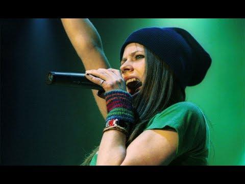 Avril Lavigne - Live in Amsterdam (Netherlands) 17/03/2003