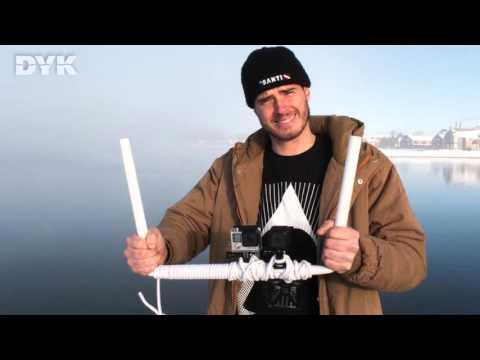 DYK tester GoPro Hero 4 black & Hero 4 Session i Roskilde Fjord