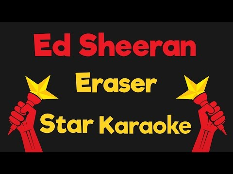 Ed Sheeran - Eraser Extended Version (Karaoke Instrumental)