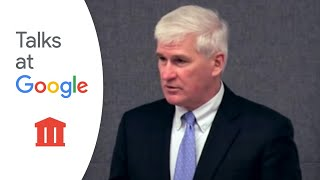 """Andrew Bacevich: """"The New American Militarism""""   Talks At Google"""