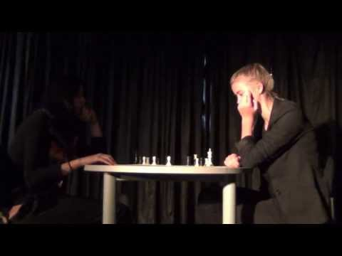 one chess move school film project (Jack Yeng, Hannah Lyngsten, Roxanne Bourgade, Martin Bourgade)