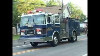 Jefferson Township,Pa Firemens Parade/Carnival
