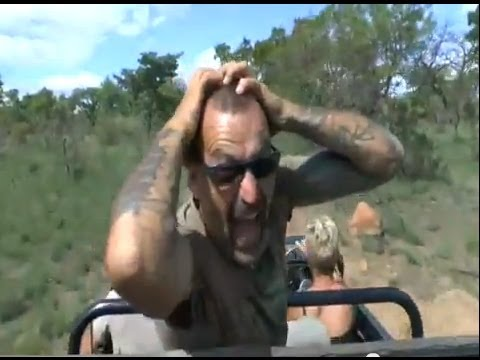 Impressions of Limpopo Ranger training