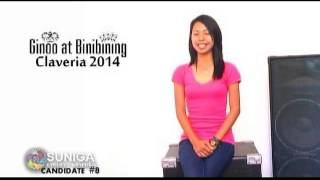 WEB INTERVIEW BINIBINING CLAVERIA 2014 LIVE!!