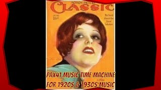 Dance Band Music from the 1920