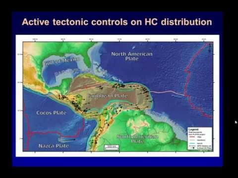 Major Hydrocarbon Plays in the Caribbean and Northern South America