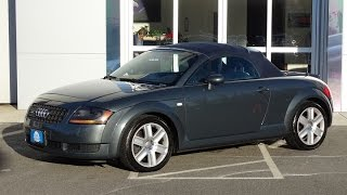 Audi TT 2005 Videos
