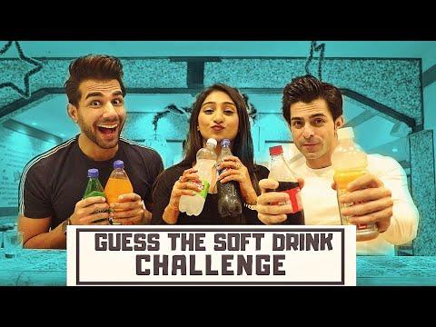 Guess the Soft Drink Challenge | Rimorav Vlogs