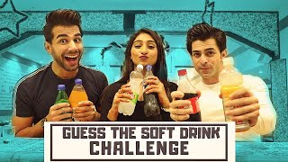 Guess the Soft Drink Challenge | Rimorav Vlogs