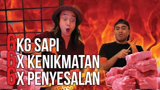 Video GILAA!!!! 6 Kg DAGING SAPI ABIS!!!! HANAMASA RUGI  | Ayo Makan | GERRY GIRIANZA ft. TANBOYKUN download MP3, 3GP, MP4, WEBM, AVI, FLV Juni 2017