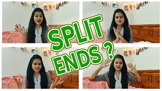 Split ends- do''s and don'ts | hair care series