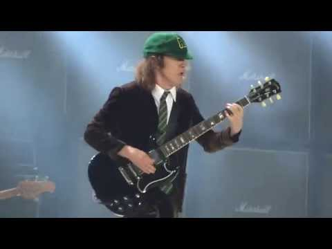 AC/DC 09-22-2015 BC Place Stadium Vancouver BC angus young