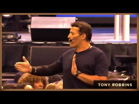 Training Your Mind for Peak Performance Tony Robbins Best motivational video for success