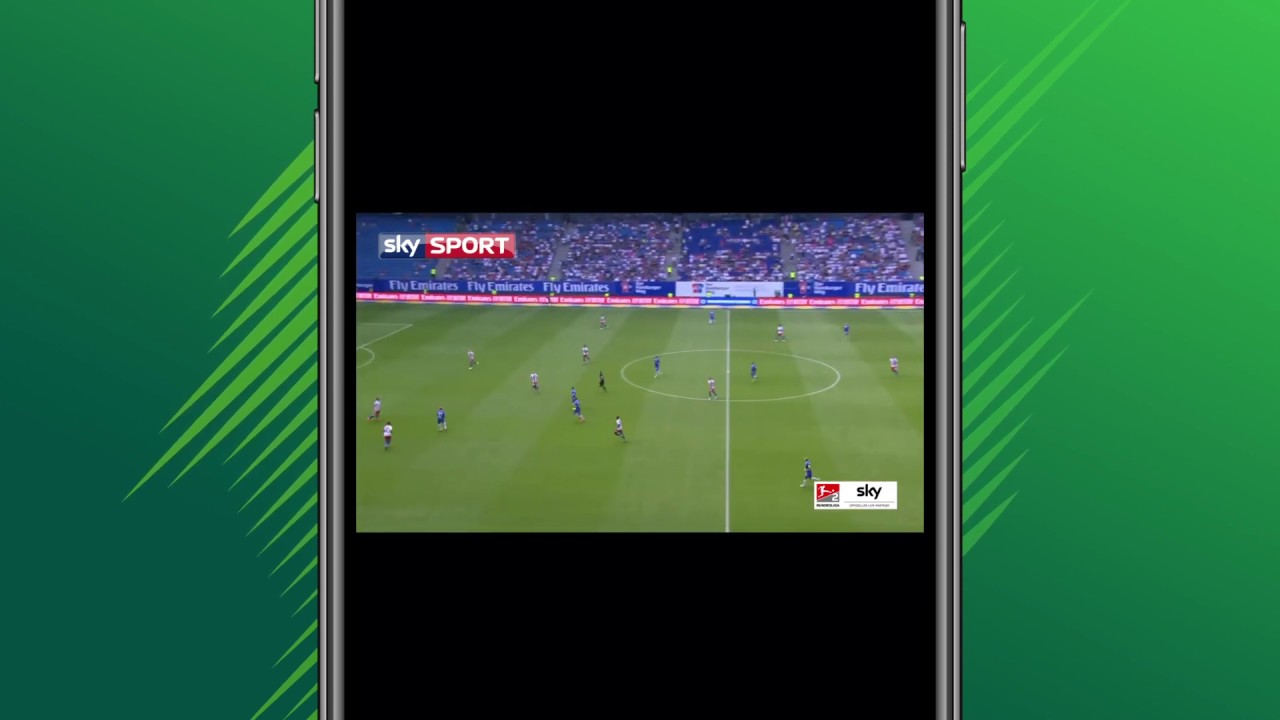 Sky × Onefootball - Distribution Partnership for 2. Bundesliga & DFB-Pokal - Short Version