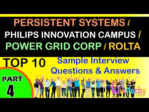 jobs   persistent systems limited   philips electronics   power grid recruitment   rolta india