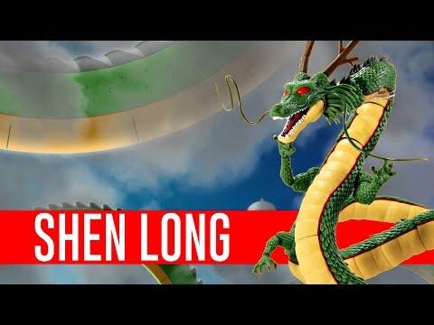 Shen Long- S.H.Figuarts | Out of da Box