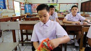 วิธีป่วนครู จนครูปวดหัว ละครสั้นหรรษา