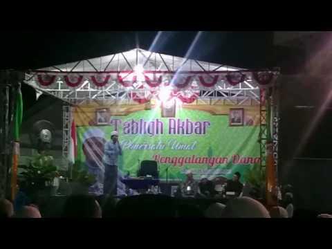 K.H Anwar Zahid Live Teratai 5 Jalur 3 Sampit Kalimantan Tengah