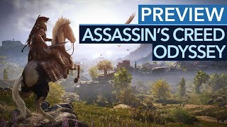 Ein echter Nachfolger?</p> <p>-- Gameplay-Preview zu Assassin's Creed: Odyssey