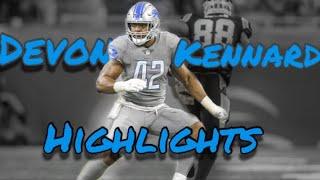 """Devon Kennard 2018-2019 Highlights - """"Flooded"""""""