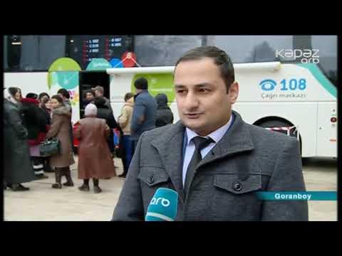 """""""Səyyar ASAN"""" 1 Ay ərzində Goranboyda Xidmət Göstərəcək - ARB Kəpəz"""