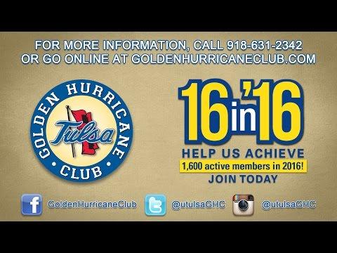 Golden Hurricane Club Spot