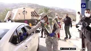 1/4/2020إخلاء موظفي الفنادق القائمين على خدمة الخاضعين للحجر