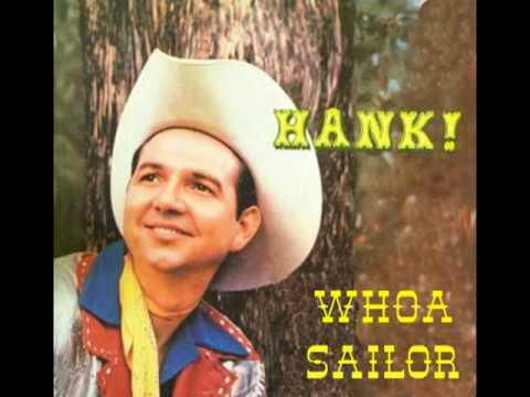 HANK THOMPSON - Whoa Sailor
