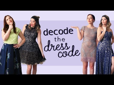 WHAT TO WEAR TO A WEDDING | THE SORRY GIRLS